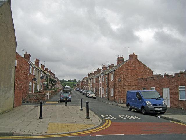 Queen Street, Grange Villa