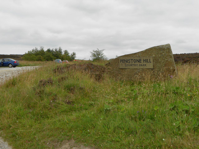 Entrance to Penistone Hill Country Park