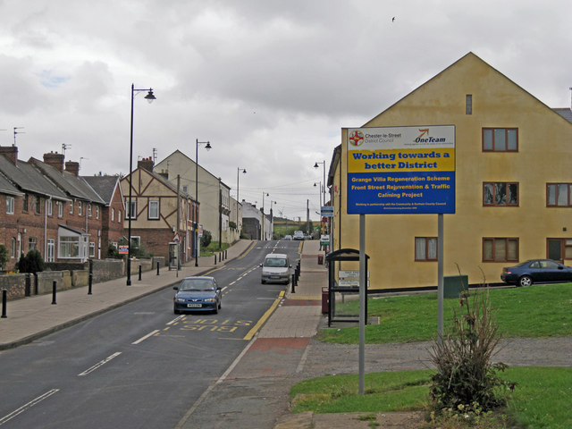 Grange Villa, County Durham