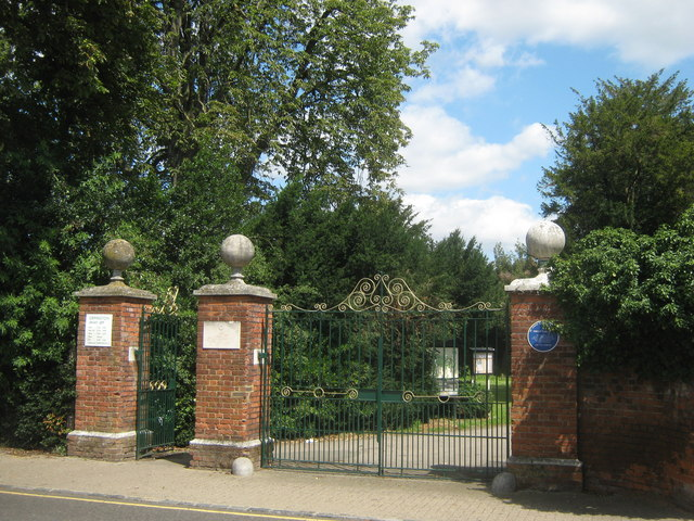 Priory Gardens Gate
