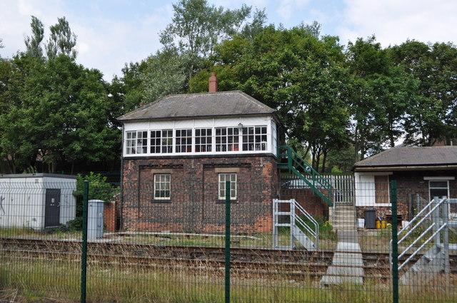 Signal Box, Shildon