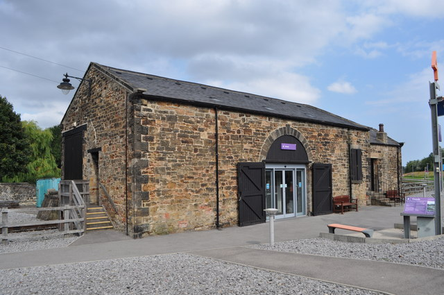 Shildon Goods Shed