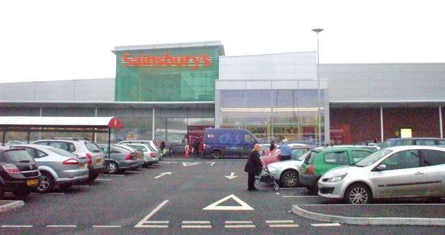 Sainsbury's, Norwich