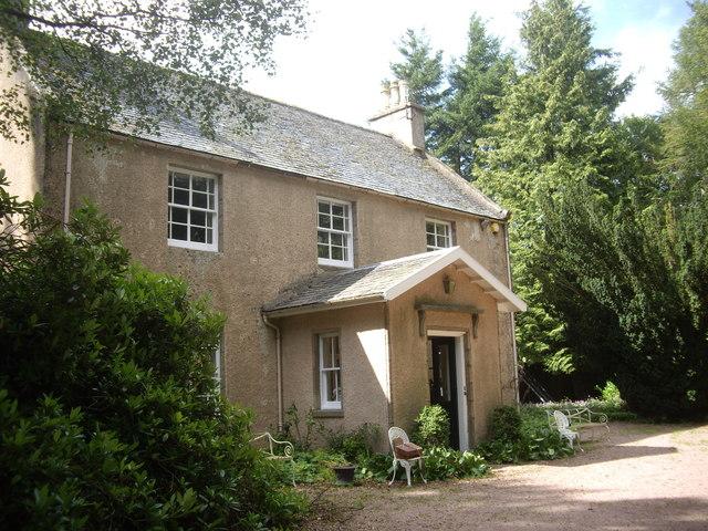 Leochel-Cushnie House