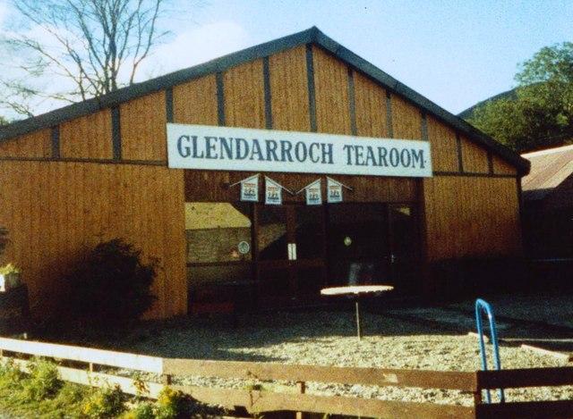 Glendarroch Tearoom
