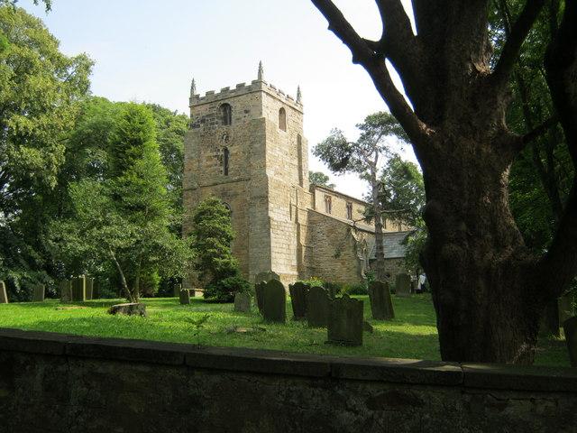 Hallgarth