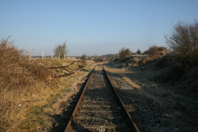 Railway Line near Nobber Co. Meath (2)
