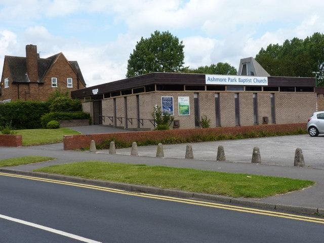 Baptist Church, Griffiths Drive, Ashmore Park