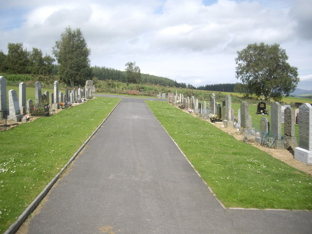 Extension to Leochel-Cushnie cemetery