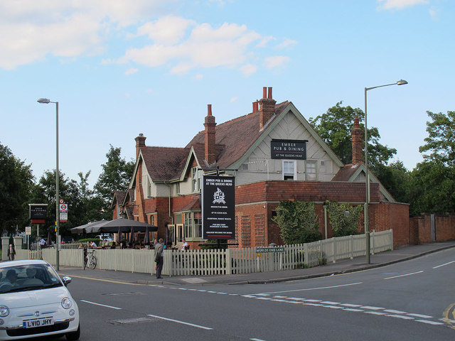The Queen's Head, Green Street Green
