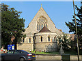 TQ4374 : Holy Trinity Church, Eltham by Stephen Craven