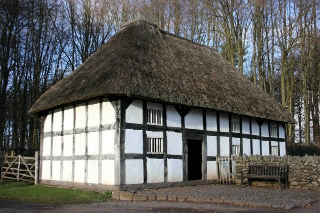 Abernodwydd Farmhouse, St Fagans Museum of Welsh Llife