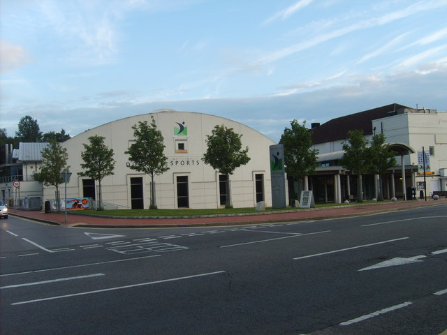 Dorking Sports Hall