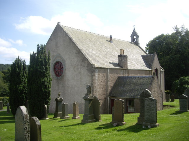 Cushnie & Tough Parish Church, Leochel-Cushnie