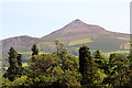 O2313 : Great and Little Sugarloaf Mountains, County Wicklow, Ireland by Christine Matthews
