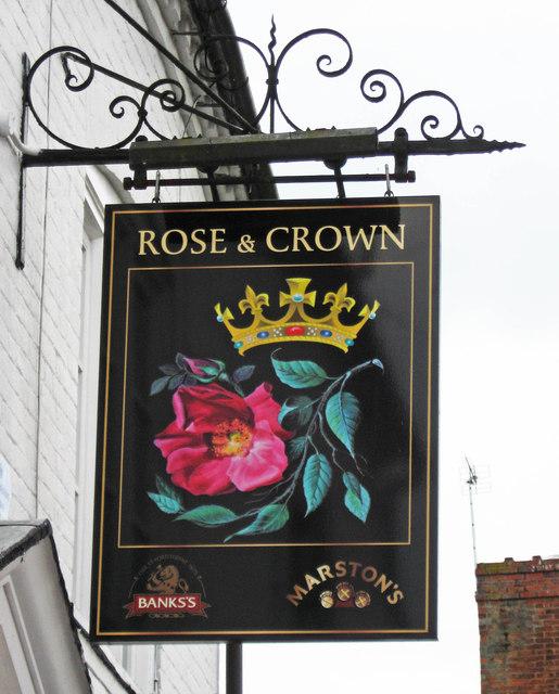 Rose  U0026 Crown  2