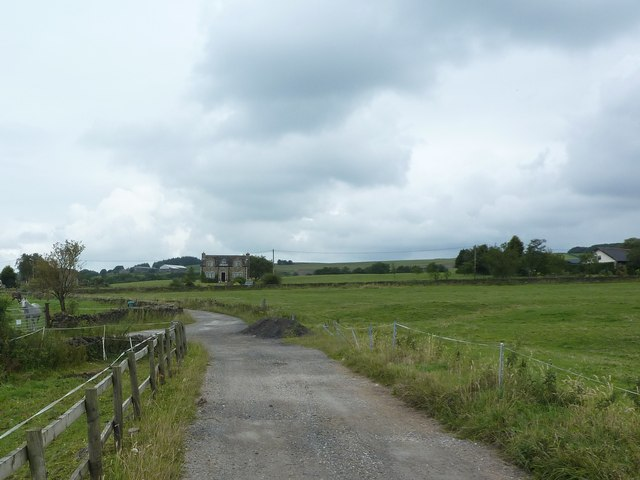 From Sunhill Farm to a house on Sandhill Lane