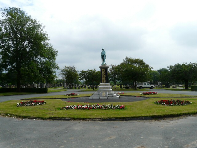 Audenshaw War Memorial