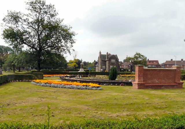Audenshaw Cemetery