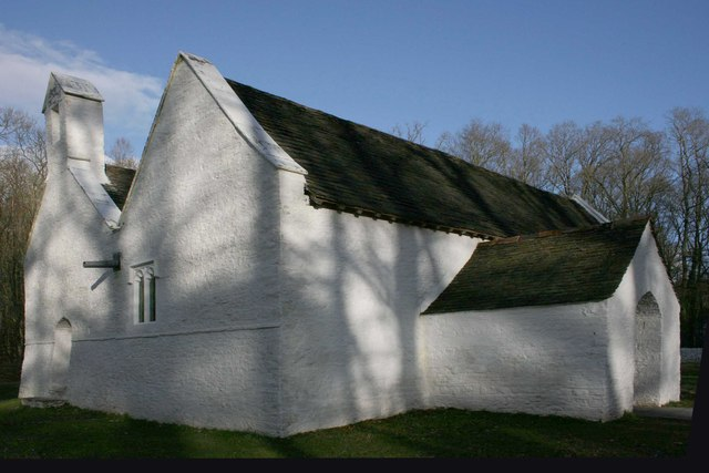 St Teilo's Church, St Fagans Museum of Welsh Life