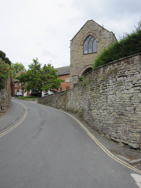 Dinham and the Chapel of St Thomas