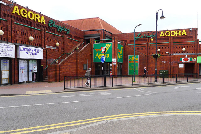 The Agora Centre, Wolverton