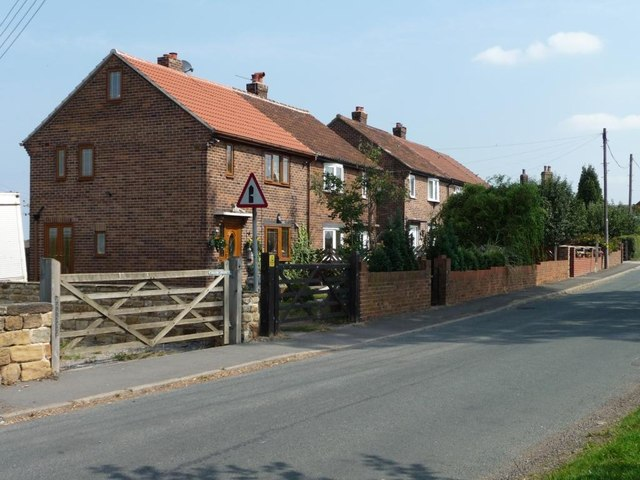 Houses in Wintersett