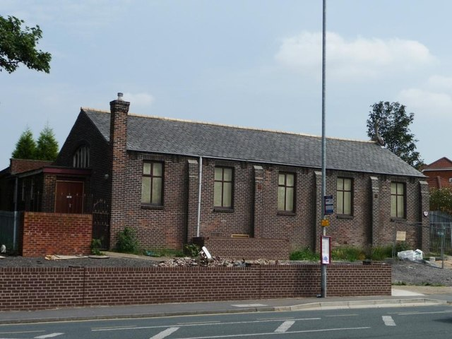 Former Roman Catholic church, New Crofton