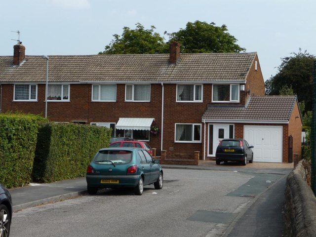 Houses on Smithy Close