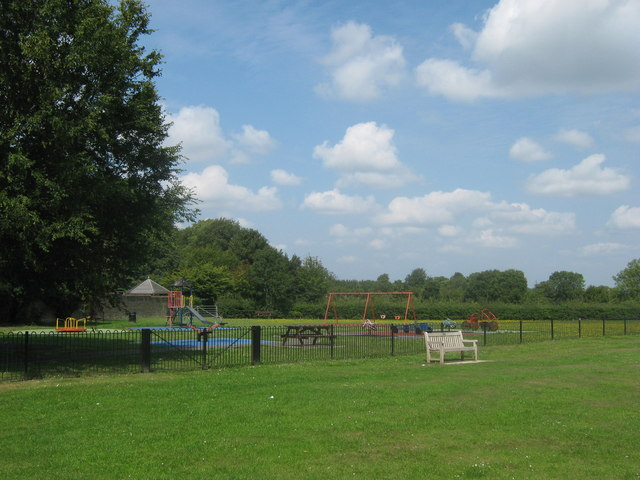 Recreational Ground beside Downe School