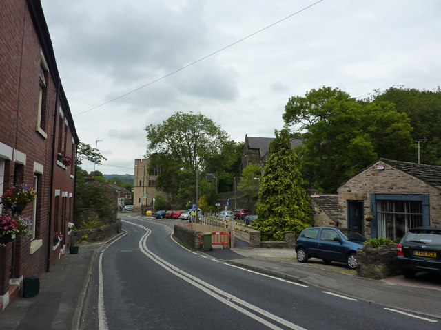 Longhurst Lane, Marple Bridge