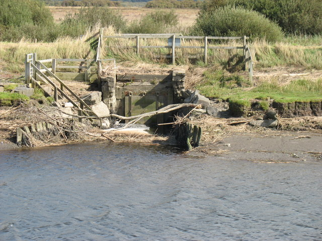 Outflow to the Afon Leri