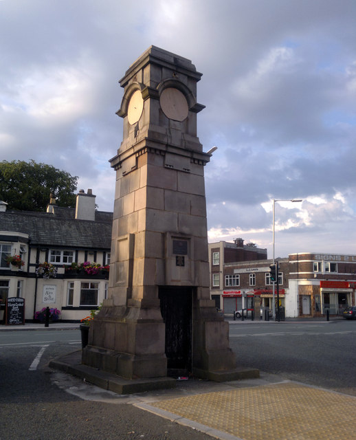 Gatley Clock Tower