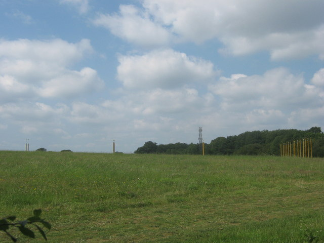 Runway Approach Lights, Biggin Hill Airport