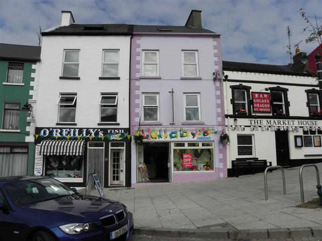 O'Reilly's Fish & Chip / Lullaby's, Ballyshannon