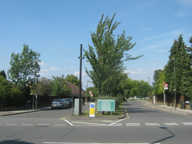 Allington Road and Andover Road