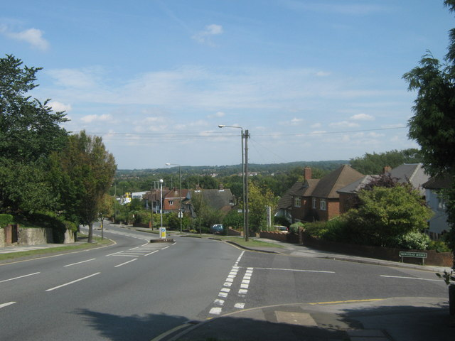 Junction on Crofton Road