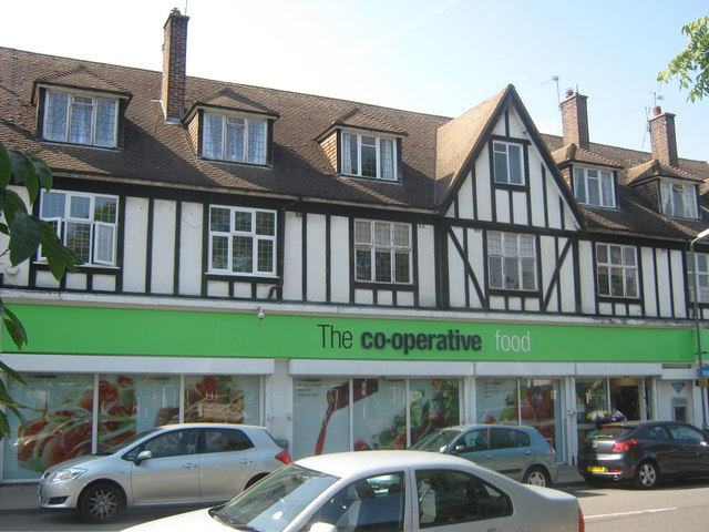 Co-operative Store, Green Street Green