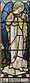 TQ1238 : St John the Baptist, Okewood - Stained glass window by John Salmon