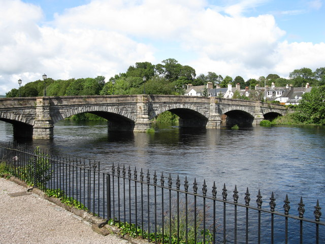 River Cree Bridge, Newton Stewart