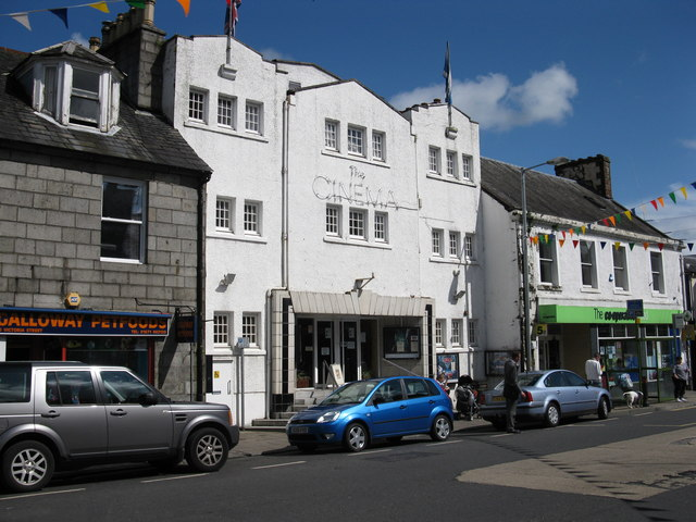 The Cinema, Newton Stewart