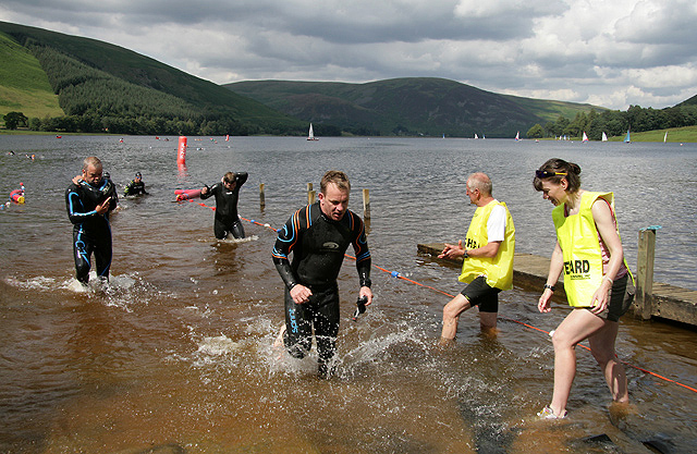 The 2011 Durty Scottish Cross (Off-Road) Triathlon Championships