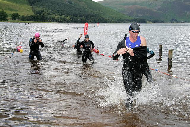 The 2011 Durty Scottish Cross (Off-Road) Triathlon Championships