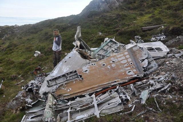 Crash Site Fiar-Chreag