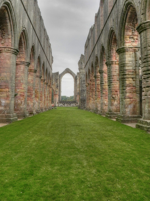 The Abbey Church, Fountains Abbey