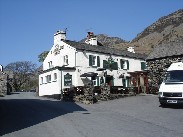 Glenridding - the Travellers Rest
