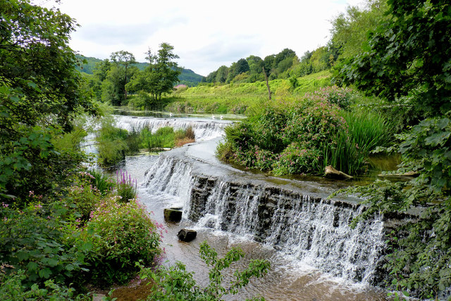 Weir to Claverton Pumping Station