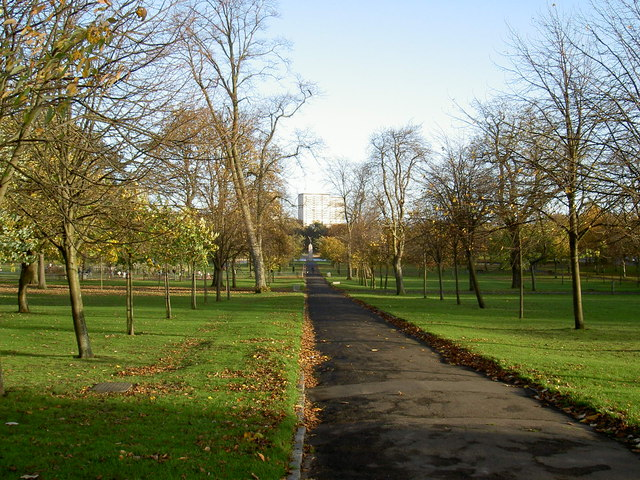 Victoria Park, Whiteinch, Glasgow