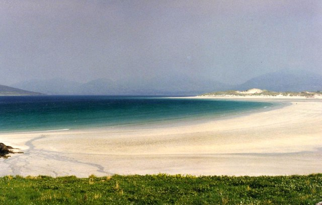 Tràigh Sheileboist on the Isle of Harris