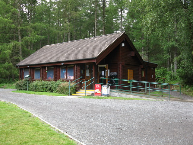 Glen Trool Visitors Centre